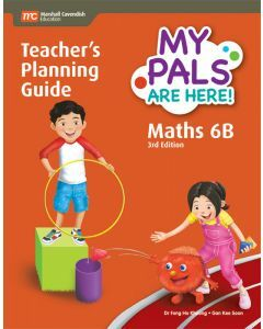 My Pals are Here! Maths Teacher's Planning Guide 6B (3E)