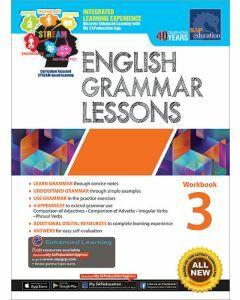 English Grammar Lessons Workbook 3