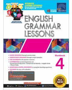 English Grammar Lessons Workbook 4