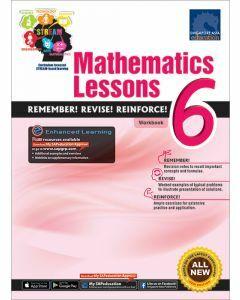 Mathematics Lessons Workbook 6