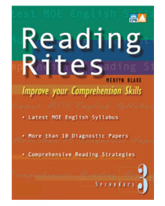 Reading Rites Secondary 3