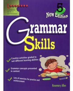 Grammar Skills Book 5