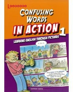 Confusing Words In Action Book 1