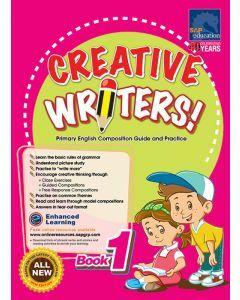 Creative Writers Book 1