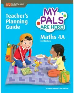 My Pals are Here! Maths Teacher's Planning Guide 4A (3E)