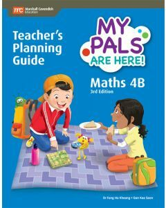 My Pals are Here! Maths Teacher's Planning Guide 4B (3E)