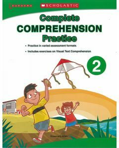 Complete Comprehension Practice 2