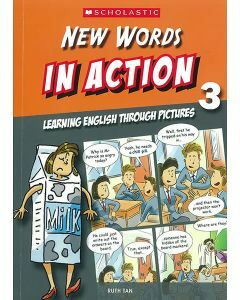 New Words in Action Book 3