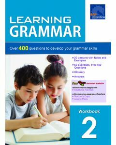 Learning Grammar Workbook 2 (2015 edition)