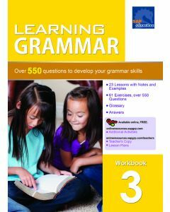Learning Grammar Workbook 3 (2015 edition)