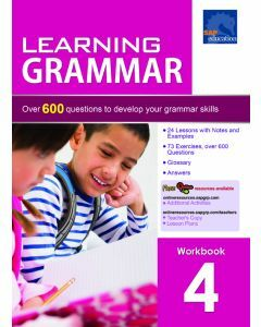 Learning Grammar Workbook 4 (2015 edition)
