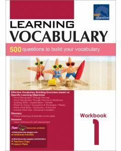 Learning Vocabulary Workbook 1 (2015 edition)