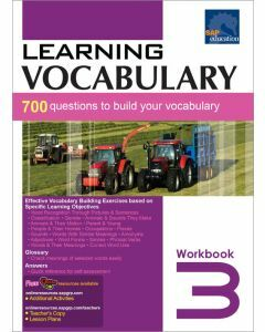 Learning Vocabulary Workbook 3 (2015 edition)