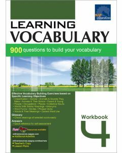 Learning Vocabulary Workbook 4 (2015 edition)