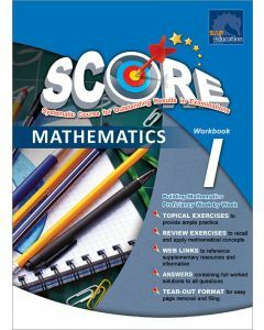 SCORE Mathematics Workbook 1