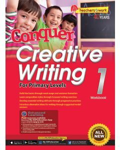 Conquer Creative Writing For Primary Levels 1