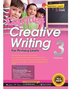 Conquer Creative Writing For Primary Levels 3