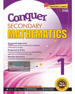 Conquer Mathematics Secondary 1