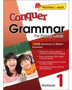 Conquer Grammar for Primary 1