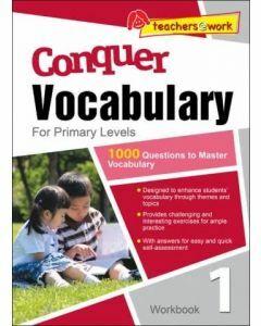 Conquer Vocabulary for Primary 1