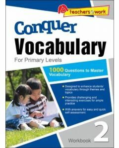 Conquer Vocabulary for Primary 2