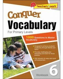 Conquer Vocabulary for Primary 6