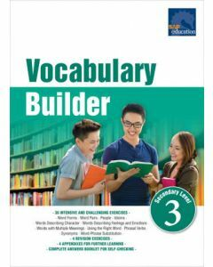 Vocabulary Builder 3