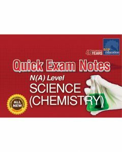 Quick Exam Notes N(A) Level Science Chemistry