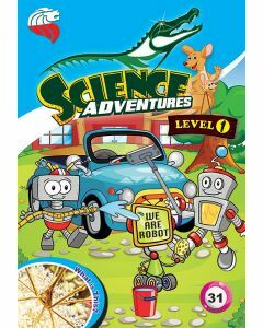 Science Adventures Issue 31 Level 1 (Ages 6-8)