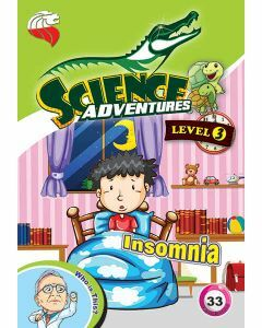 Science Adventures Issue 33 Level 3 (Ages 10-12)