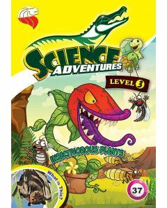 Science Adventures Issue 37 Level 3 (Ages 10-12)