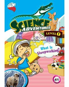 Science Adventures Issue 41 Level 1 (Ages 6-8)