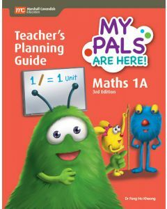 My Pals are Here! Maths Teacher's Planning Guide 1A (3E)