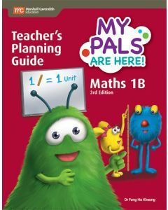 My Pals are Here! Maths Teacher's Planning Guide 1B (3E)