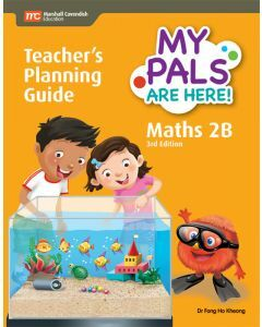 My Pals are Here! Maths Teacher's Planning Guide 2B (3E)