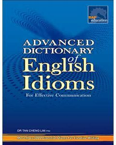Advanced Dictionary of English Idioms