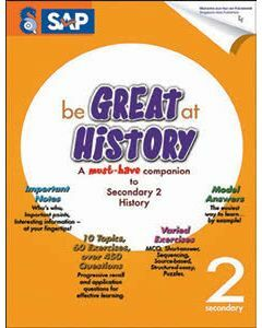 Be Great at History 2 (for Lower Secondary)