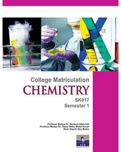 College Matriculation Chemistry Semester 1