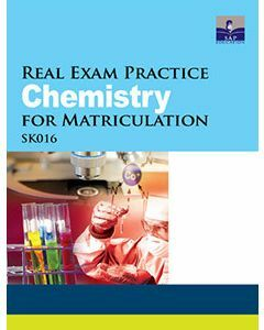 Chemistry Semester 1 (Real Exam Practice for Matriculation)