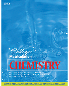 College Matriculation Chemistry