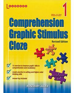 Comprehension, Graphic Stimulus, Cloze Book 1 Revised Edition