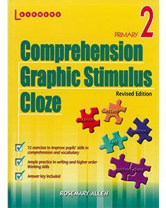 Comprehension, Graphic Stimulus, Cloze Book 2 Revised Edition