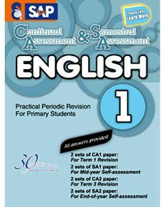 Continual Assessment & Semestral Assessment English 1