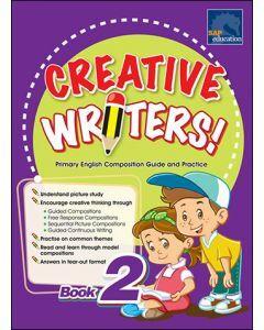 Creative Writers Book 2