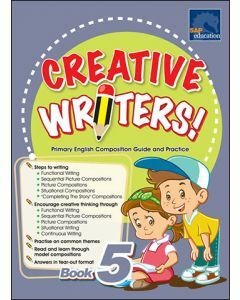 Creative Writers Book 5