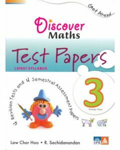 Discover Maths Test Papers P3