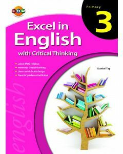 Excel in English with Critical Thinking Primary 3