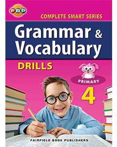 FBP Complete Smart Series: Grammar and Vocabulary Drills 4
