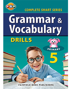 FBP Complete Smart Series: Grammar and Vocabulary Drills 5