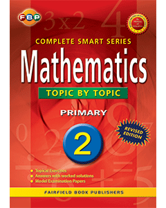 FBP Complete Smart Series: Mathematics Topic by Topic Primary 2
